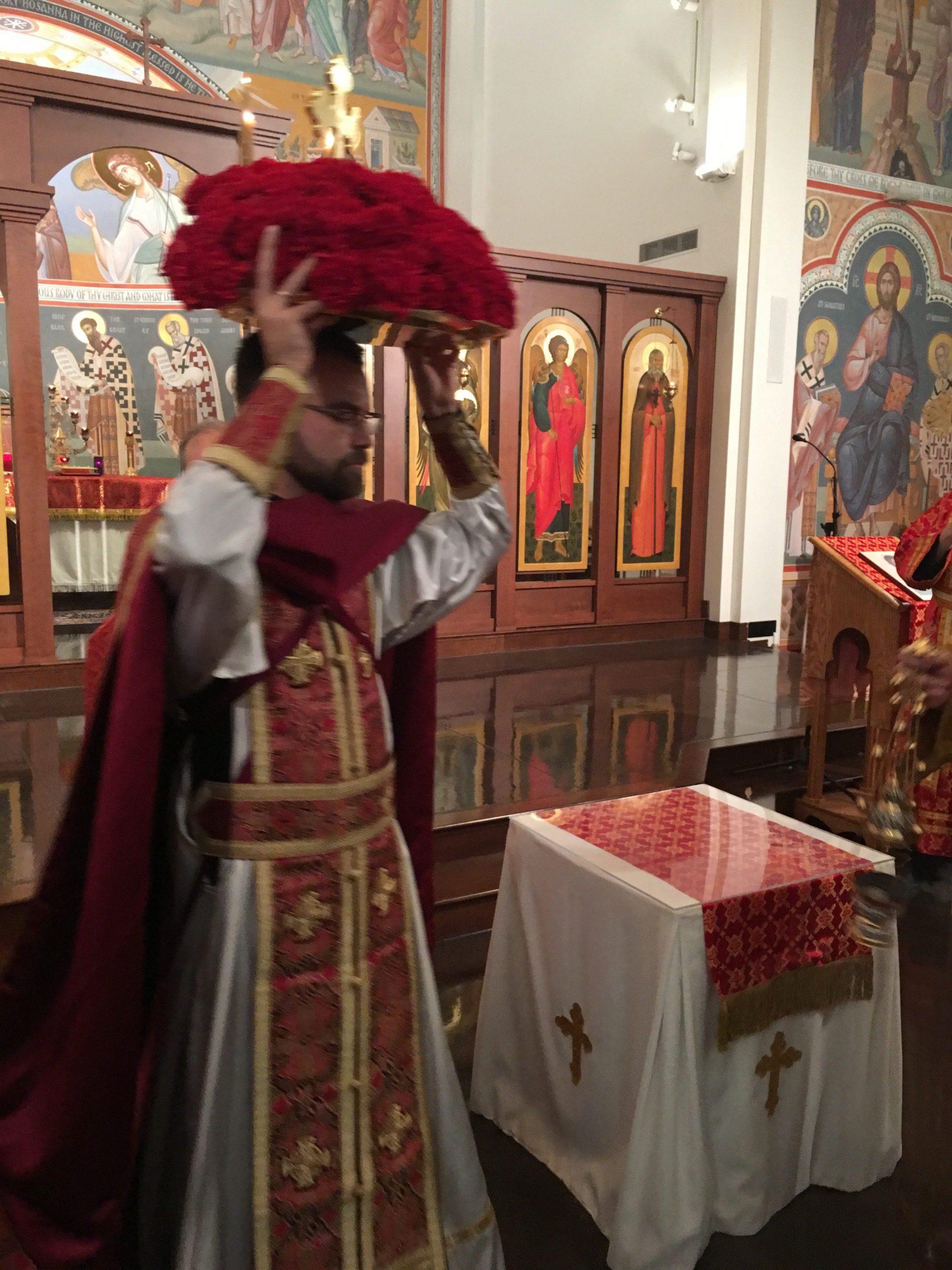Exhaultation of the Cross 1