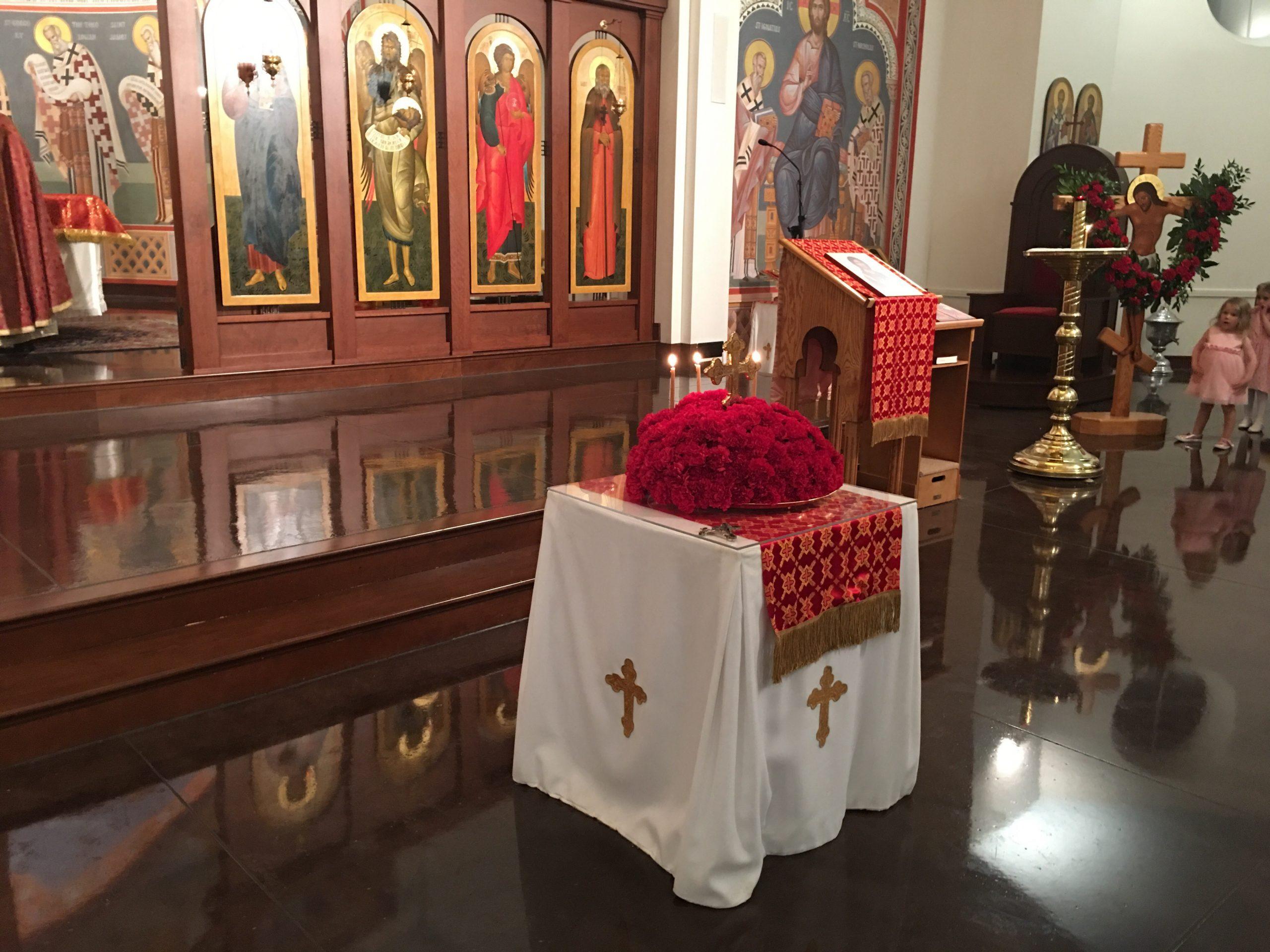 Exhaultation of the Cross 2